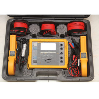 Fluke Advance Earth Ground Tester 1625
