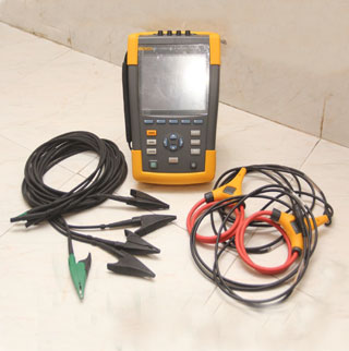 Fluke PowerQuality Analyzer